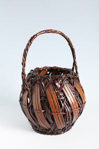 Anonymous, 'Bamboo Basket (T-1720)', Meiji era (1868-1912) ca. 1900