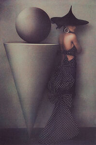 Sheila Metzner, 'Uma Patou Dress', 1986