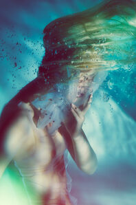 """Susanne Stemmer, 'Mask II """"Underwater Photography""""', 2013"""