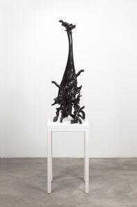 Eoin Mc Hugh, 'song, John Merrick's inner ear as a vase', 2013