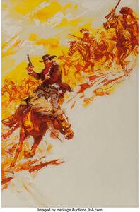 William Allison, 'The Wild Bunch, paperback cover', 1958