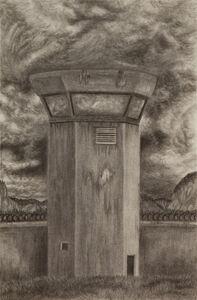 Jeff Olsson, 'The Watchtower', 2014