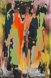 Christine Streuli, 'Warpainting E', 2016