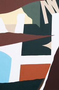 Franck Pellegrino, 'H', 2019