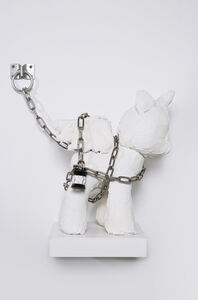 Ivy Naté, 'Sculpture: 'Unicorn in Chains'', 2018