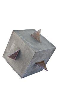Mauro Staccioli, 'Senza titolo (Anticarro)', 1973