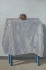 Olga Antonova, 'Peach on Table', 2017