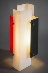 Jean Boris Lacroix, 'Lamp 316', 1958