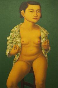 林麗玲Lin Li-Ling, '花襯衫', 2017