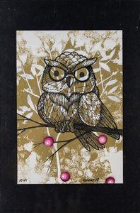 Binho Ribeiro, 'Owl', 2019