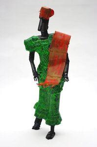 Sokari Douglas Camp, 'Walworth Lady ', 2008