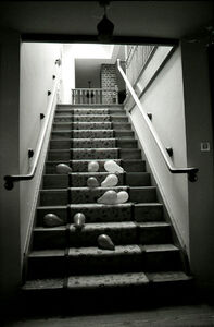 Linda McCartney, 'Balloon Stairs', 1984