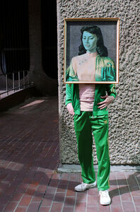 Nigel Grimmer, 'Art Drag (Nigel as Miss Wong) 2012', 2012