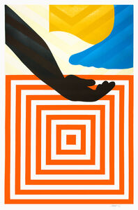 Maser, 'Stand Up', 2014