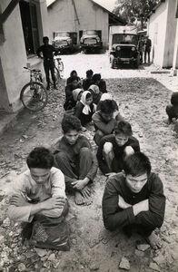 Larry Burrows, 'Viet Cong prisoners', 1964