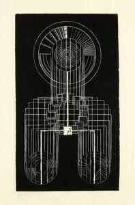 Erika Giovanna Klien, 'water mixing plant', 1932-1934