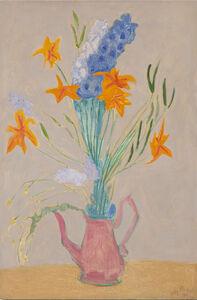Sally Michel, 'Teapot Bouquet', 1971