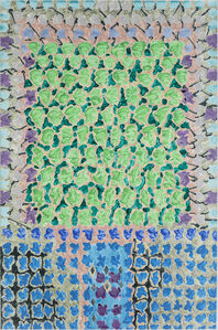 Chen Xi 陈熹, 'Details of my abstract painting that form a parallel world composed of machines. NO. 15 ', 2014