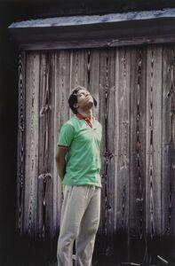 Lee Jaffe, 'Jean-Michel Basquiat', 1983