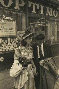 Homer Page, 'New York, May 7', 1949