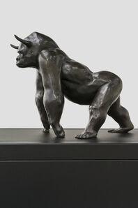 Mauro Corda, 'Petit gorille - taureau', 2015