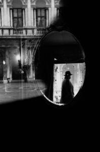 Renato D'Agostin, 'Venice (Man in Mirror)', 2010