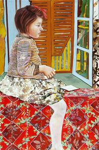 Julia Lambright, 'Blank Page', 2020