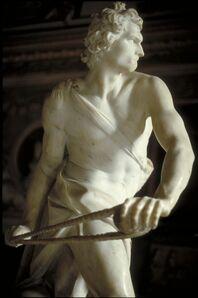 Gian Lorenzo Bernini, 'David', 1623
