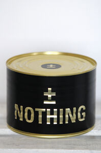 ±MaisMenos±, 'A Can Of Nothing', 2013