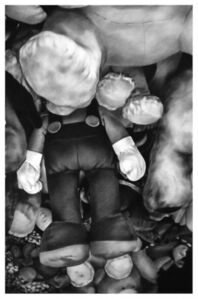 VALENTIN VAN DER MEULEN, 'Plush Toys II - Mario ', 2017