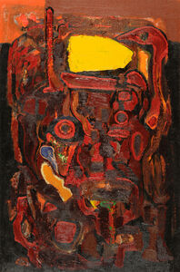 Harold Klunder, 'Of Fire and Hope', 2010