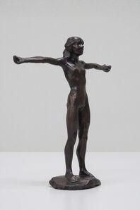 Barry Flanagan, 'Standing, warrior women series', 1992