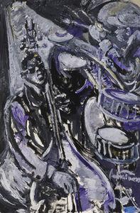 Andrew Turner, 'Rhythm Section'