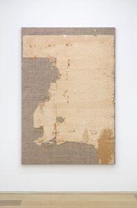 John Henderson, 'Proof (wall rip, verso)', 2014