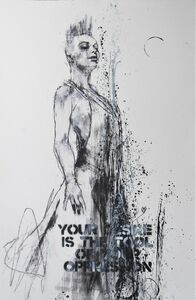 Guy Denning, 'You don ́t stand a chance', 2019