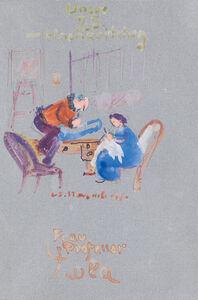 Oskar Laske, 'Our 25th Wedding Anniversary ', 1941