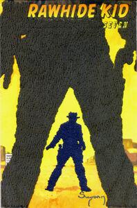 Mark Newport, 'Rawhide Kid and the Sensational Seven #2', 2004