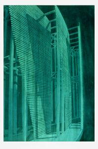 Robert Stackhouse, 'Blue K.C. Way', 1999