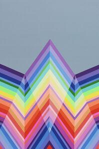 Kristofir Dean, 'Prismatic Peak', 2017