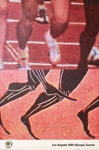 John Baldessari, 'The Sprinters', 1982