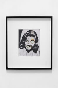 Douglas Gordon, 'Self Portrait of You + Me (Lauren Bacall)', 2006