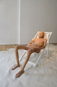 Shen Shaomin, 'I Want to Know What Infnity Is (Old Woman)', 2011-2012