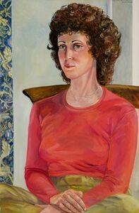 Sylvia Sleigh, 'Diana Kurz', 1978