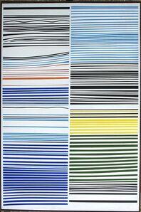Jane Eccles, 'Tempo', 1967