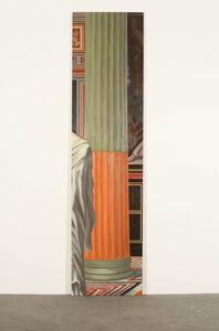 Axel Kasseboehmer, 'Säule #1', 1991