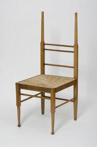 Edward William Godwin, 'Greek Side Chair', 1885