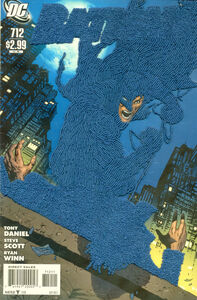 Mark Newport, 'Batman #712', 2012