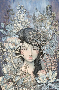 Audrey Kawasaki, 'Where I Rest', 2012