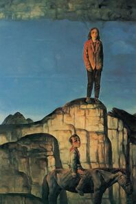 Su Xinping 苏新平, 'Holiday No.1  假日一号', 1999
