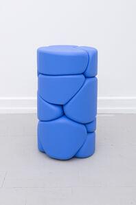 Soft Baroque, 'Puffy Brick - Blue', 2018